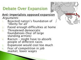 Imperialists Vs Anti Imperialists Venn Diagram Ppt Eoct Review Powerpoint Presentation Id 1671261