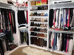 Walk In Closet Design For Girls SurriPuinet