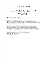 30 Day Notice To Roommate Template