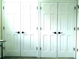 bedroom closet door ideas types best doors trendy master