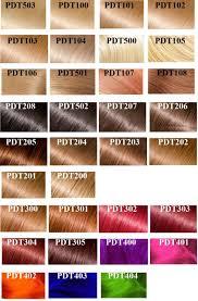 Pierre Diamond Trends Color Chart Pierre Diamond Trends