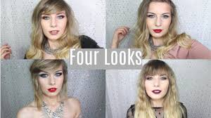 taylor swift look what you made me do makeup tutorial rebecca smile