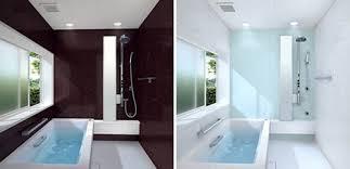 simple bathrooms. Unique Simple View In Gallery These Bathrooms Have A Simple  In Simple Bathrooms