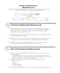 Professional References List Template Reference List Resume Example Page On Template R Job Ideas Sample 63