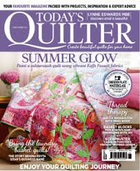 Today's Quilter Magazine | Buy Single or Back Issues Online & Today's Quilter – Issue 26 Adamdwight.com