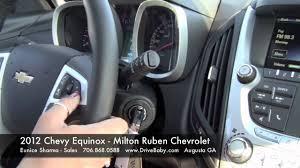 2012 Chevy Equinox Walkaround - Milton Ruben Chevrolet - Augusta ...
