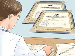 how to get into nursing school steps pictures wikihow be a nurse
