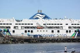 how to get to vancouver island by land