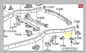Bolt Size(s) Rear Drivers Side Frame behind Transport Hook ...