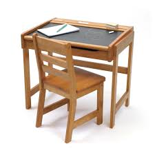 ... Kids room, Lipper International Kids Desk With Chalkboard Top Children's  Desk Ideas Wooden Kids Desk ...