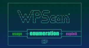 wpscan usage exle enumeration