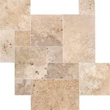 Travertine French Pattern