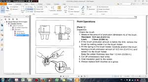 Toyota Repair Manual 1DZ II Engine - YouTube