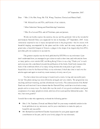 3 Thank You Letter To Parents From Teacher Outline Templates