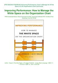 Read Pdf Improving Performance How To Manage The White