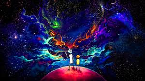 If you need to know other wallpaper, you can see our gallery on sidebar. Rick And Morty Sky Stars 4k Wallpaper 5 118