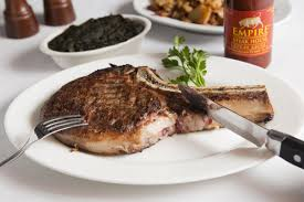 Decorating western door steakhouse images : Empire Steak House: Three Brothers, Two Steakhouses, and One Dream ...