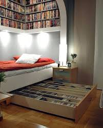 Smart bedroom idea for tiny apartments - 79 Ideas