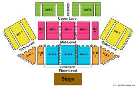 Summerstage Seating Chart Cache Creek Casino Resort Summer Stage Amphitheatre