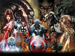 Free Marvel Wallpaper on WallpaperSafari