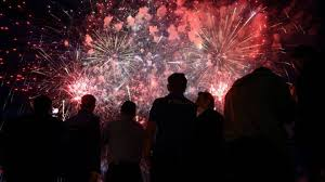how to find fourth of july fireworks
