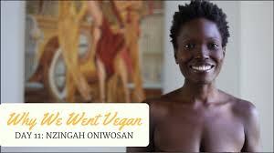 Nzingah Designs Why We Went Vegan Day 11 Nzingah Oniwosan
