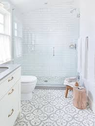Best Bath Decor cleaning old tile floors bathroom : Small Bathroom Ideas With Elegant White Classic Vanity Cabinet ...