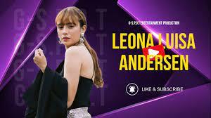 Leona Luisa Andersen - G-S.P.O.T Audition Video - YouTube