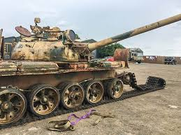 Tank Mechanic Soviet Tank Being Sold On Ebay By Military Mad Mechanic For