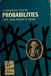 a philosophical essay on probabilities laplace pierre simon  philosophical essay on probabilities