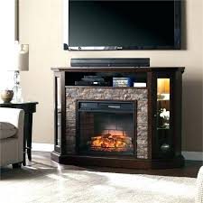 corner electric fireplace tv stand s ca