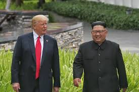 Trump-Kim summit photos: 11 images that show how bizarre the meeting ...