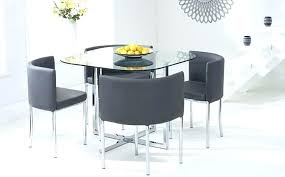 round glass dining table set glass dining table and chairs dining tables outstanding glass dining table