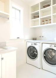 washer dryer build over counter top load countertop and under counte