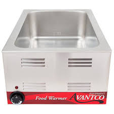 12 x 20 electric countertop food warmer 120v 1200w commercial restaurant new
