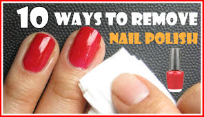 10 WAYS TO REMOVE NAIL POLISH WITH AND WITHOUT REMOVERS | MELINEY HOW TO  BASICS TUTORIAL - YouTube
