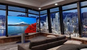 Cinema Smart Tv Holen Sie Sich Die Kinoleinwand In Ihr Wohnzimmer