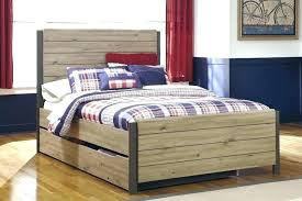 Full Size Bed With Trundle And Storage Full Size Trundle Bed Kids