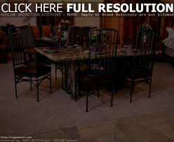 Furniture : Adorable Using Round Granite Top Dining Table Your ...