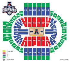 2017 American Mens Basketball Championship Xl Center