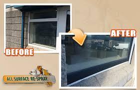 pvc spray painting all surface respray