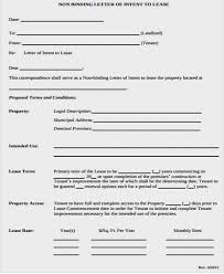 Lease Letter Templates 8 Free Sample Example Format