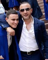 هذا الشبل من ذاك الأسد.. أحمد السقا وابنه ياسين علاقة صداقة قوية - اليوم  السابع