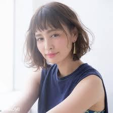 外国人風 色気 ナチュラル 前髪ありramie Naomi 213109hair