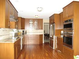 Garden Web Kitchens What Color Appliances With Cherry Spice Cabinets