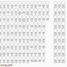 Prismacolor Blank Color Chart 44 Reasonable Prismacolor Marker Chart