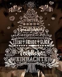 Bildergebnis Für Kreidestift Fenster Deko Weihnachten