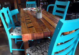 rustic dining table diy. inspiration: we found several table diy\u0027s as rustic dining diy