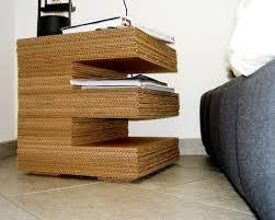 diy cardboard furniture. Annikemjo: Cartoon Table - Supermarket Cardboard Furniture. #inspiration Diy Furniture