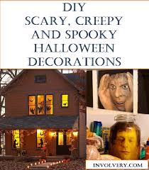 diy scary decorations ideas and instructions to make y decorations